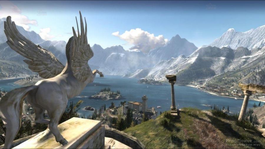 Скриншот к игре Pure