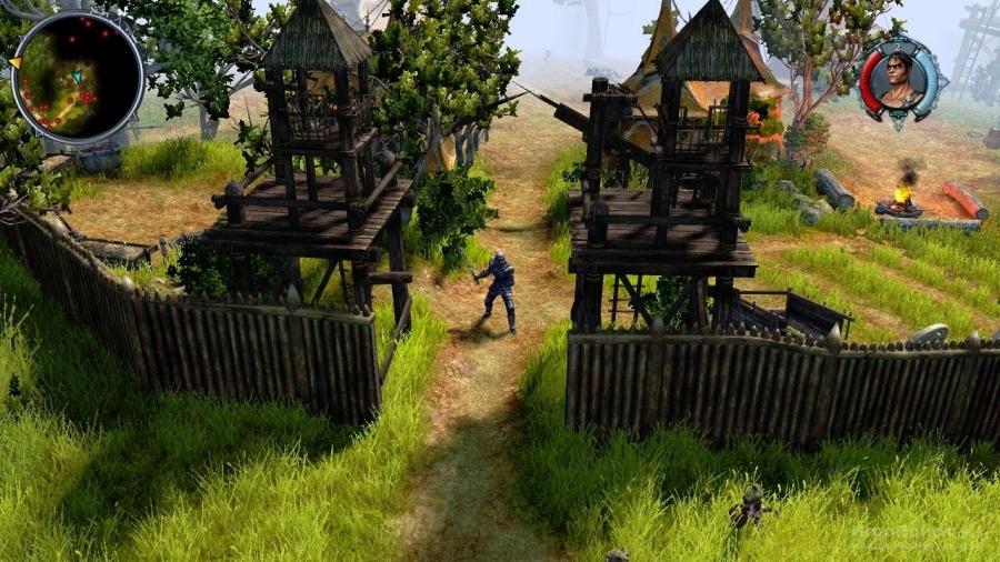 Скриншот к игре Sacred 2: Fallen Angel