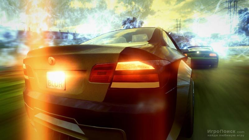 Скриншот к игре Blur