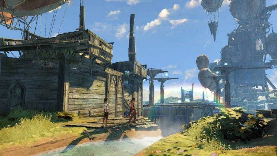 Скриншот к игре Prince of Persia 2008