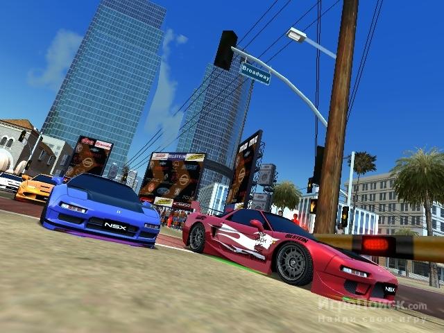 Скриншот к игре Juiced