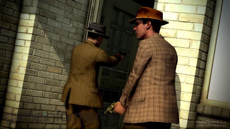 Отзыв о игре L.A.Noire