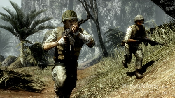 Скриншот к игре Battlefield: Bad Company 2 - Vietnam