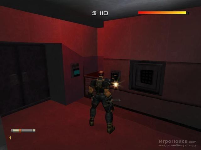 Скриншот к игре Fighting Force 2