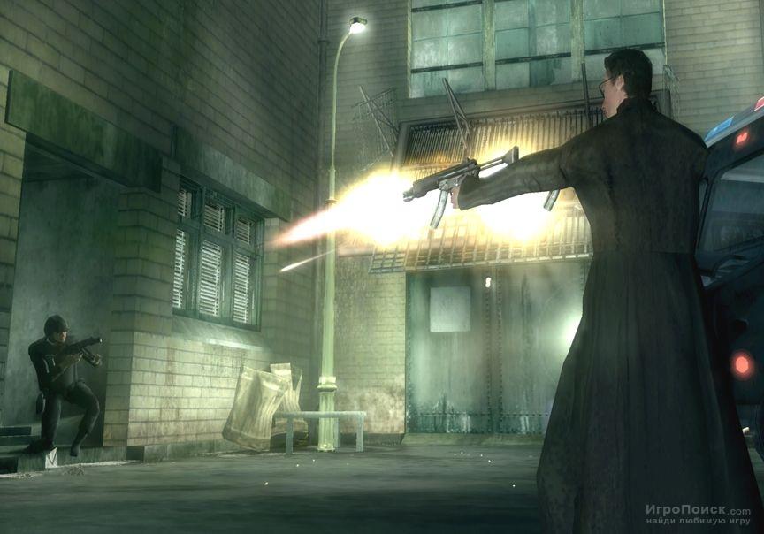Скриншот к игре The Matrix: Path of Neo