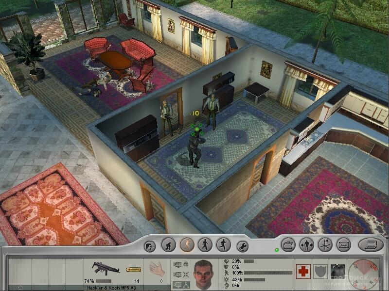 Скриншот к игре Cold Zero: The Last Stand