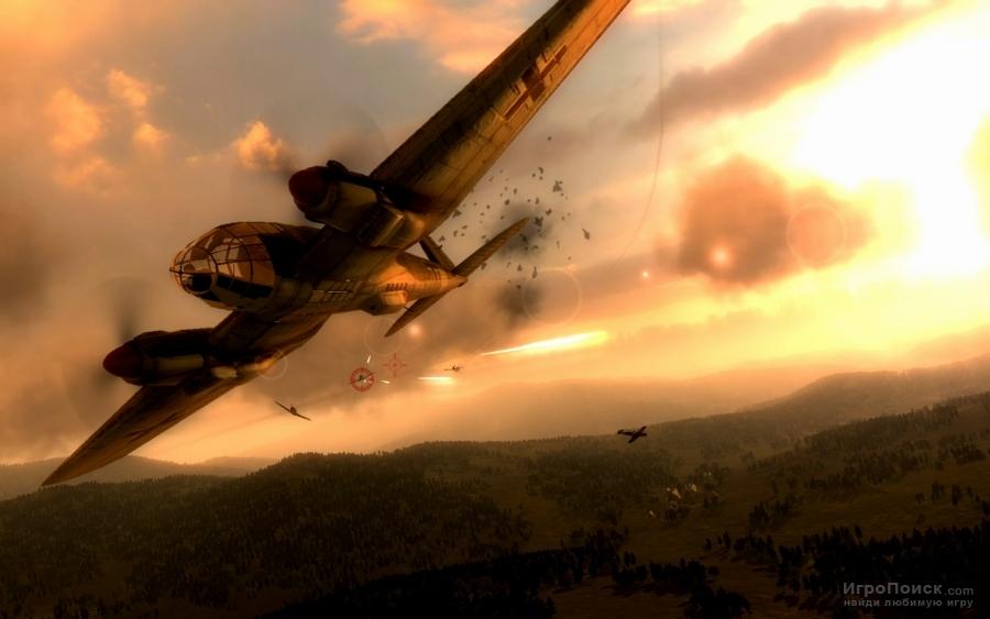 Скриншот к игре Air Conflicts: Secret Wars