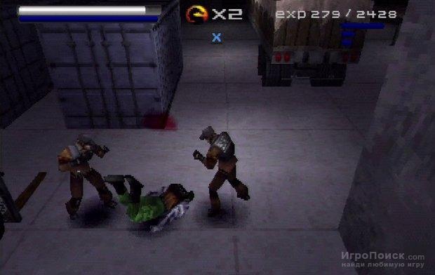 Скриншот к игре Mortal Kombat: Special Forces