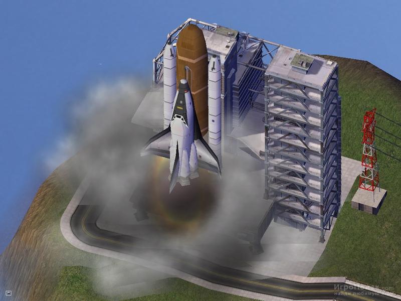 Скриншот к игре SimCity 4