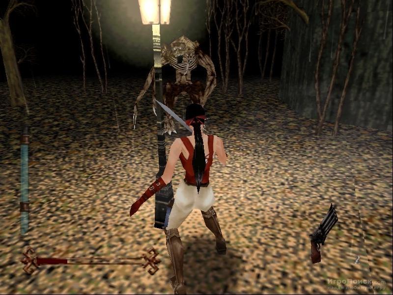 Скриншот к игре Nightmare Creatures