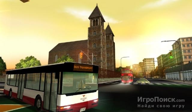 Скриншот к игре Bus Driver
