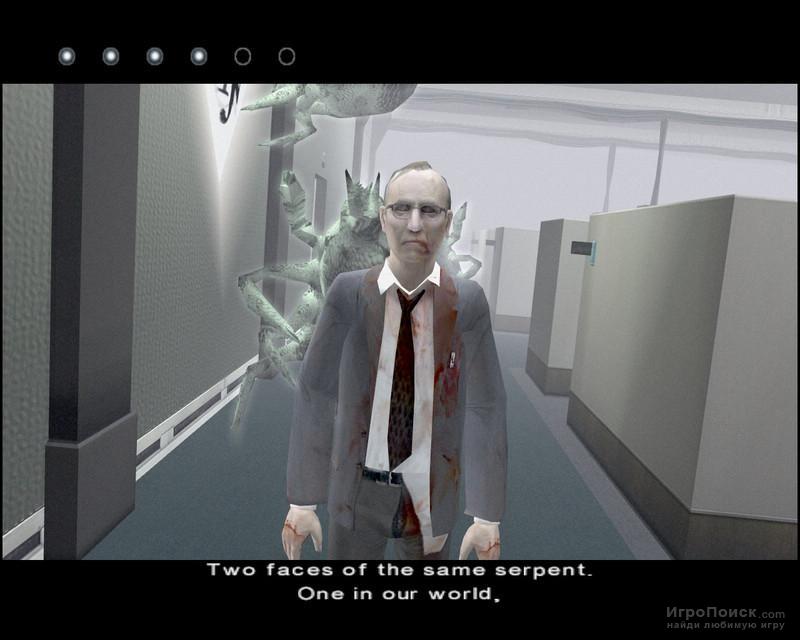 Скриншот к игре Fahrenheit: Indigo Prophecy