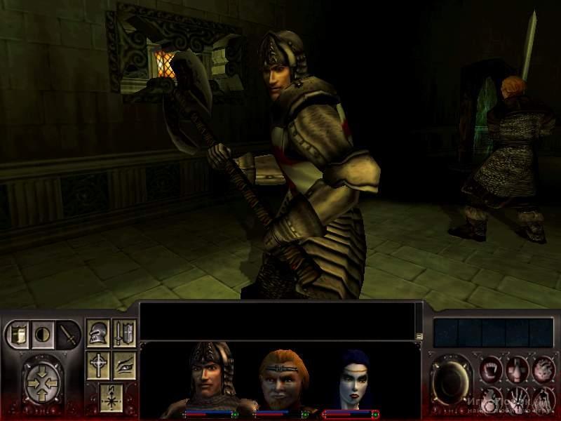 Скриншот к игре Vampire: The Masquerade - Redemption