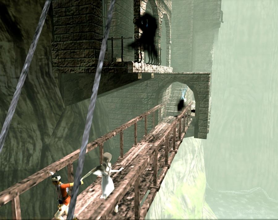 Скриншот к игре Ico