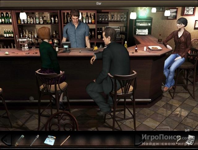 Скриншот к игре Art of Murder: Cards of Destiny