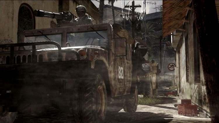 Скриншот к игре Call of Duty: Modern Warfare 2