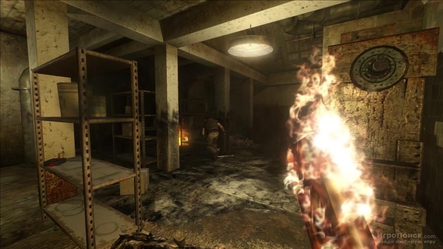 Скриншот к игре Condemned 2: Bloodshot