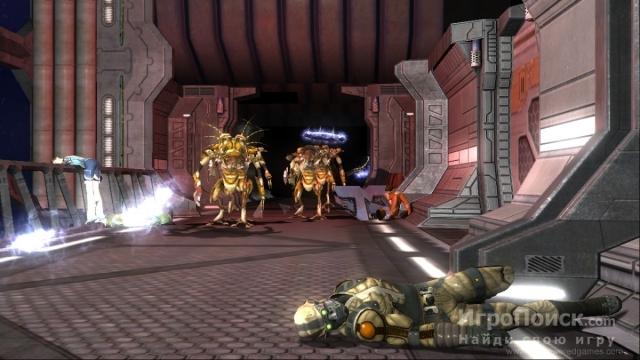 Скриншот к игре Space Siege