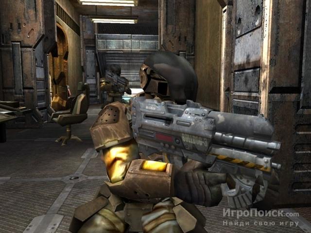 Скриншот к игре Pariah