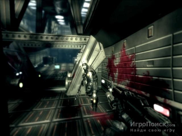 Скриншот к игре Scorpion: Disfigured