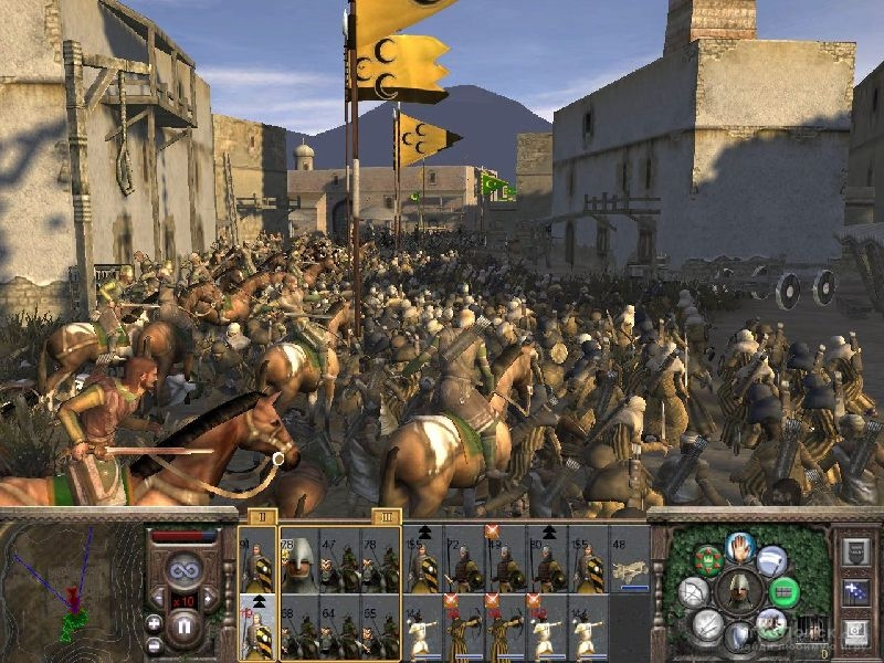 Скачать бесплатно Medieval 2 Total War Stainless Steel 6.4 (2011/Rus.