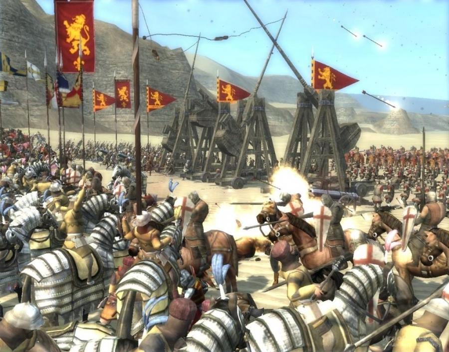 Скриншот к игре Medieval II: Total War