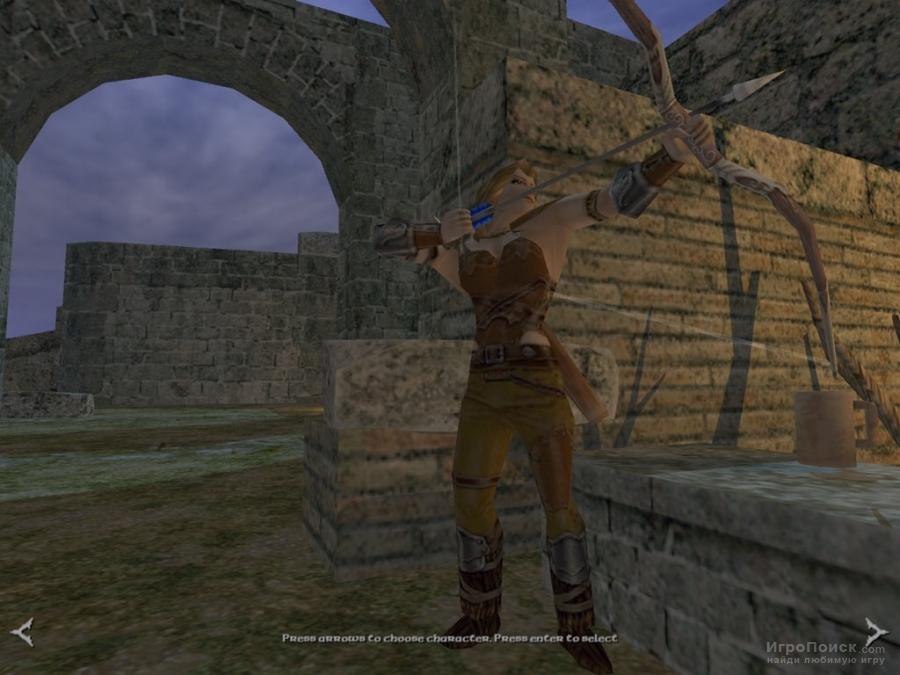 Скриншот к игре Severance: Blade of Darkness