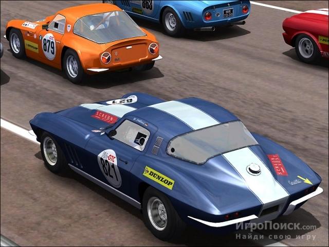 Скриншот к игре GT Legends