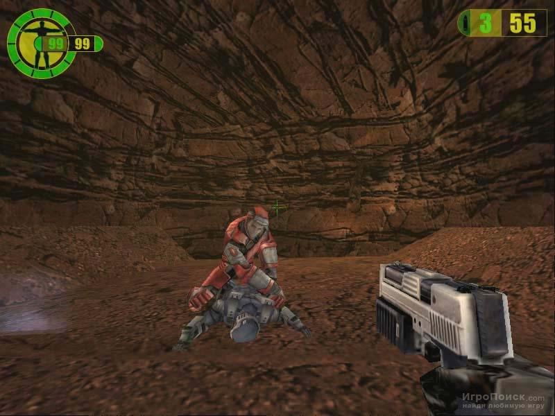 Скриншот к игре Red Faction