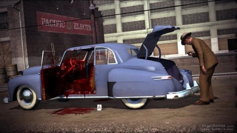 Детектив L.A. Noire стал самой популярной игрой в Японии