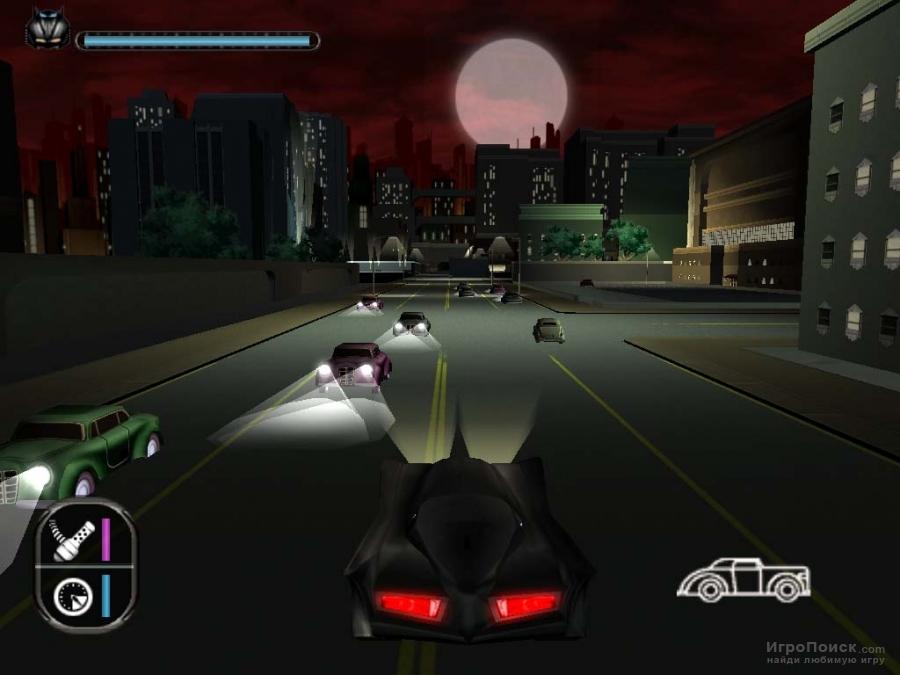 Скриншот к игре Batman: Vengeance