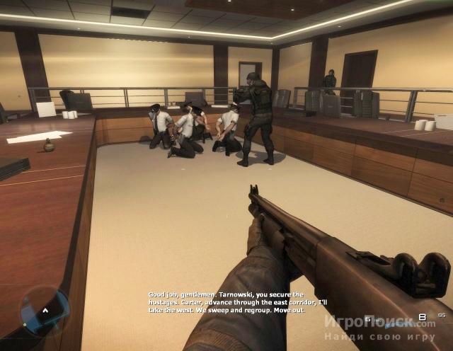Скриншот к игре Code of Honor 3