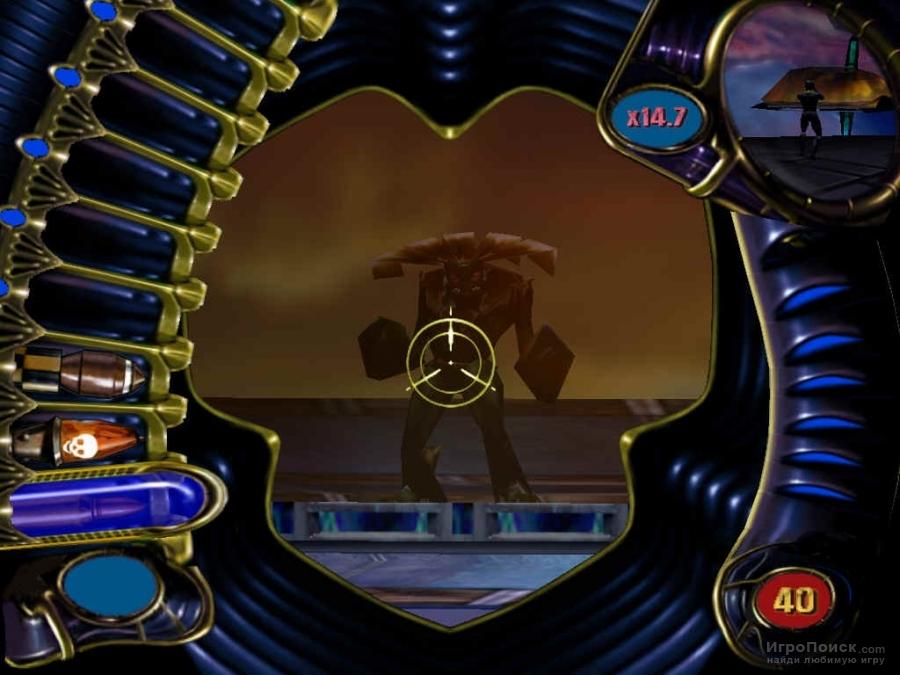 Скриншот к игре MDK2