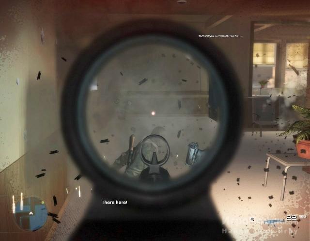 Скриншот к игре Code of Honor 3: Desperate Measures