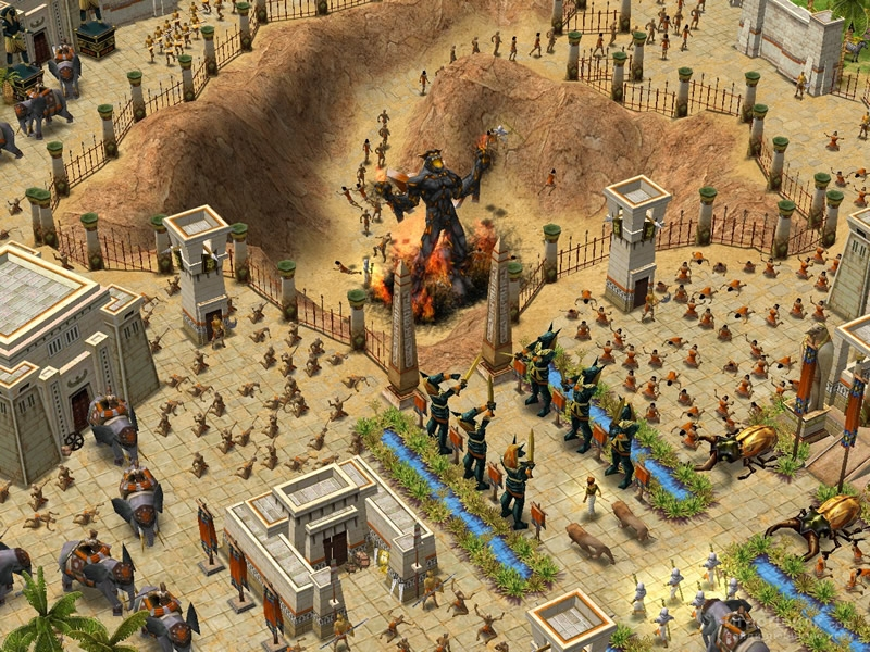 Скриншот к игре Age of Mythology