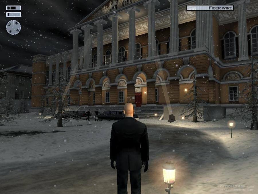 Скриншот к игре Hitman 2: Silent Assassin