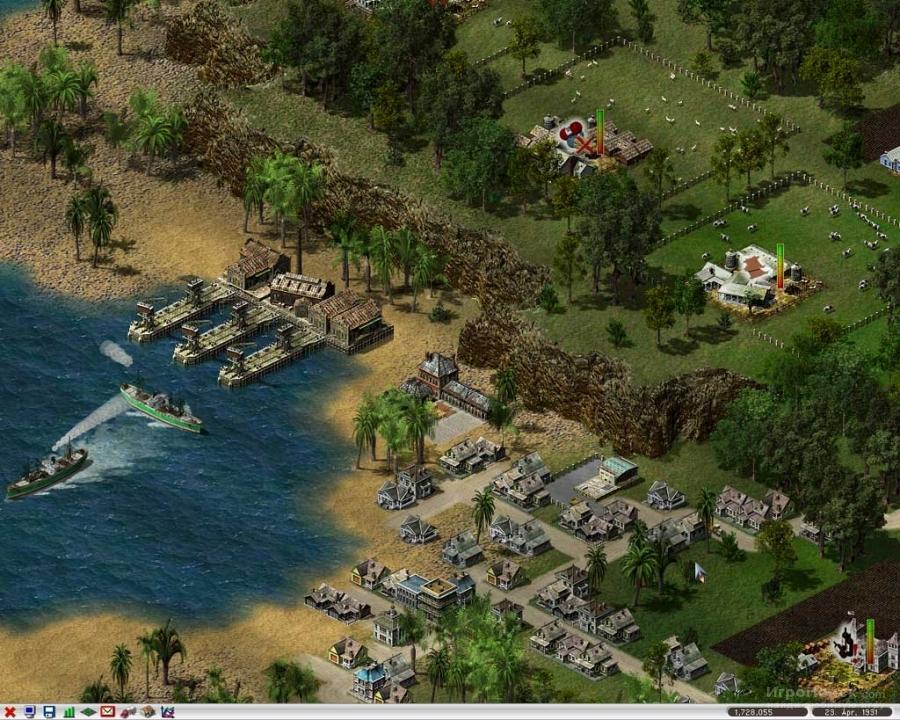 Скриншот к игре Industry Giant 2