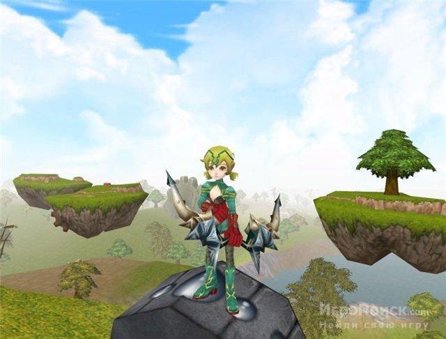 Скриншот к игре Fly For Fun