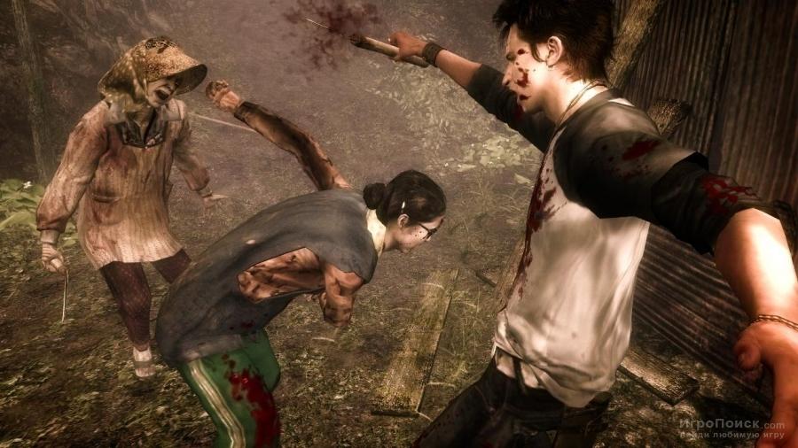 Скриншот к игре Siren: Blood Curse