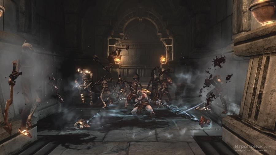 Скриншот к игре God of War III
