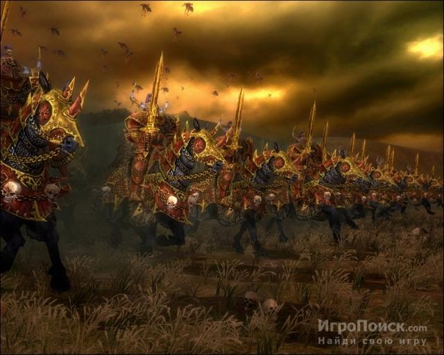 Скриншот к игре Warhammer: Mark of Chaos