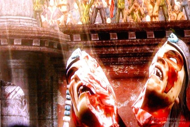 Скриншот к игре Mortal Kombat 9