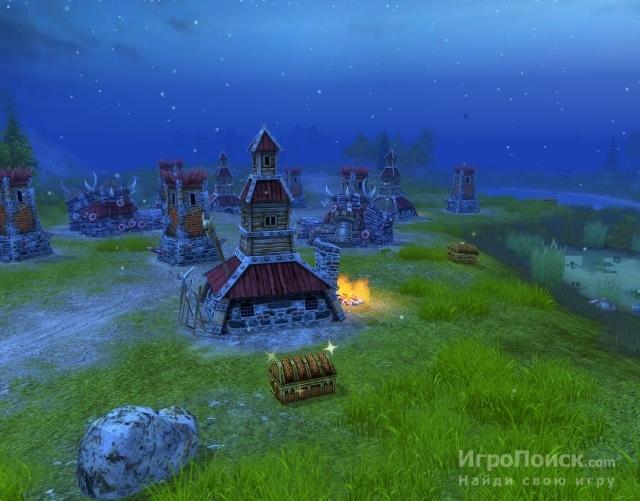 Скриншот к игре Majesty 2: The Fantasy Kingdom Sim