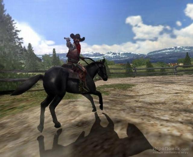 Скриншот к игре Red Dead Revolver