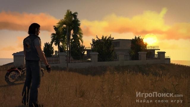 Скриншот к игре Ride to Hell: retribution