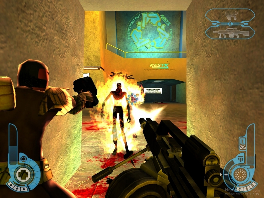 Скриншот к игре Judge Dredd: Dredd vs. Death