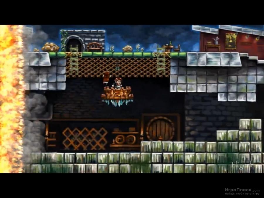 Скриншот к игре Braid
