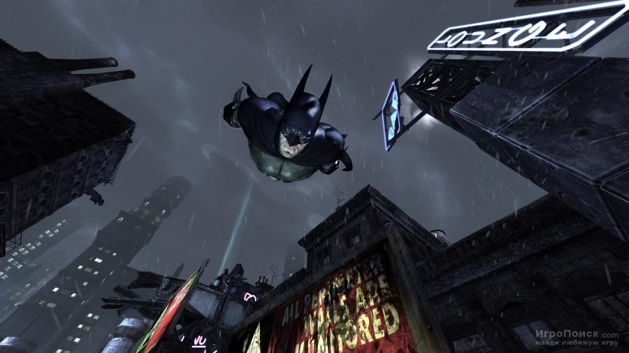 Скриншот к игре Batman: Arkham City