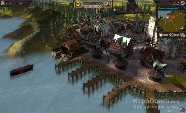 Скриншот к игре Patrician 4