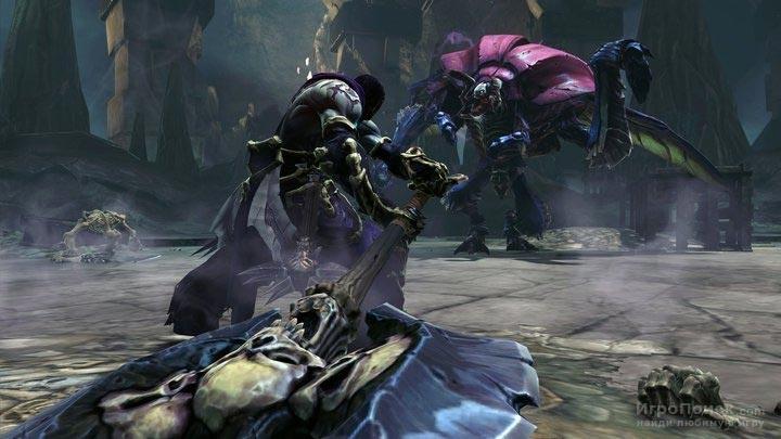 Скриншот к игре Darksiders II: Death Lives